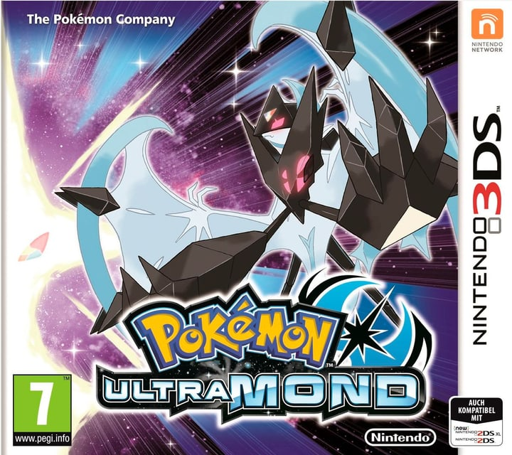 3DS - Pokémon Ultra-Lune 785300128763 Photo no. 1