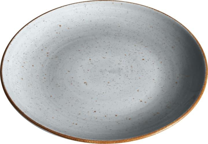 VINTAGE Assiette 440288802580 Couleur Gris Dimensions H: 2.7 cm Photo no. 1