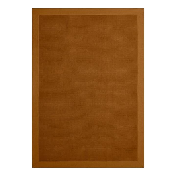IZAK tappeto 371085407054 Dimensioni L: 70.0 cm x P: 140.0 cm Colore Senape N. figura 1