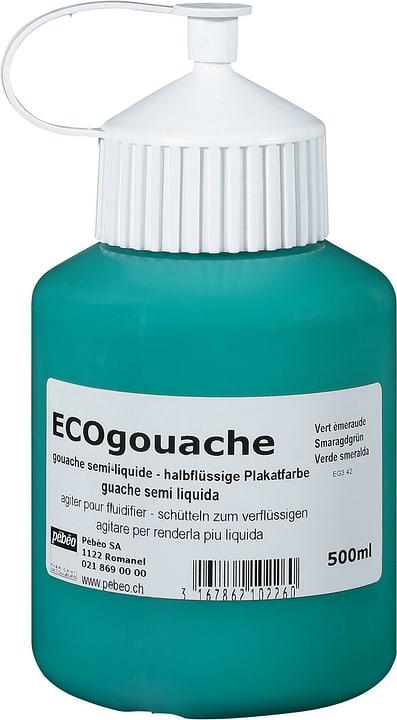 Pébéo Ecogouache vert émeraude Pebeo 663512022600 Photo no. 1