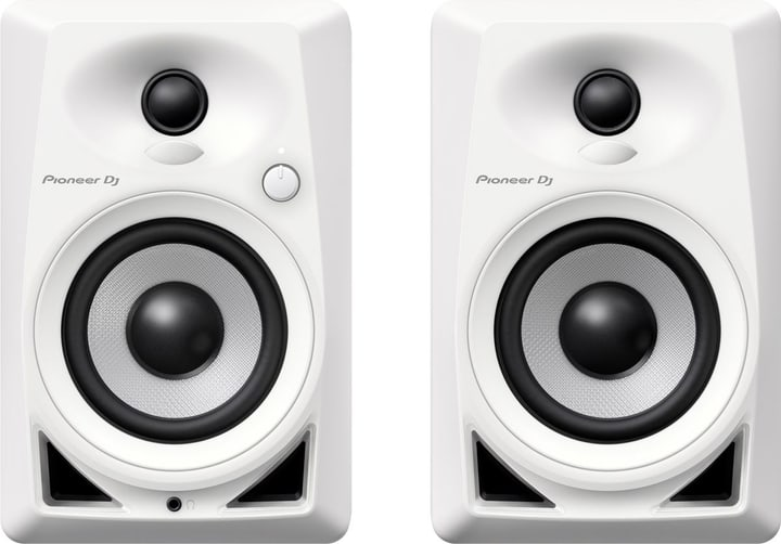 DM-40-W (1 Paire) - Blanc Haut-parleur Pioneer DJ 785300134785 Photo no. 1