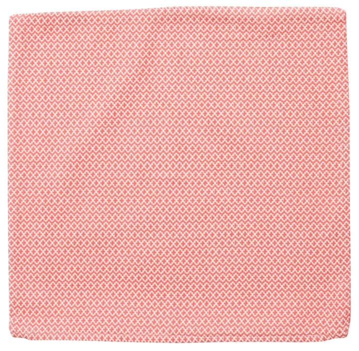 JULIANA Zierkissenhülle 450725840157 Farbe Koralle Grösse B: 45.0 cm x H: 45.0 cm Bild Nr. 1