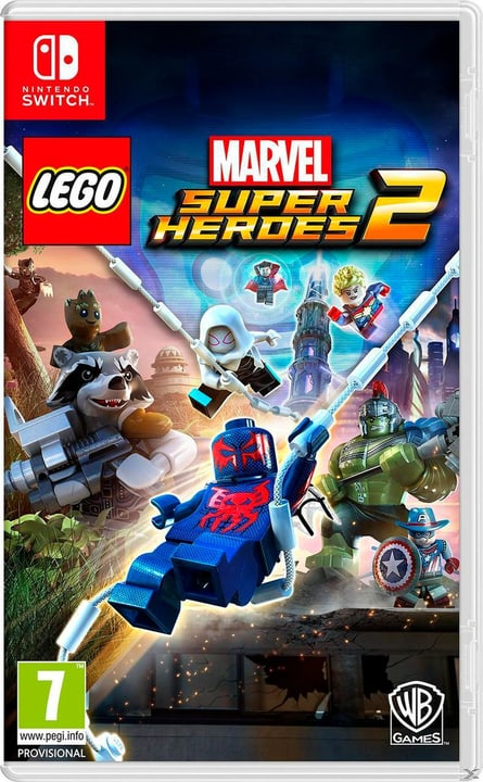 LEGO Marvel Super Heroes 2 [NSW] (D/F) Physique (Box) 785300128182 Photo no. 1