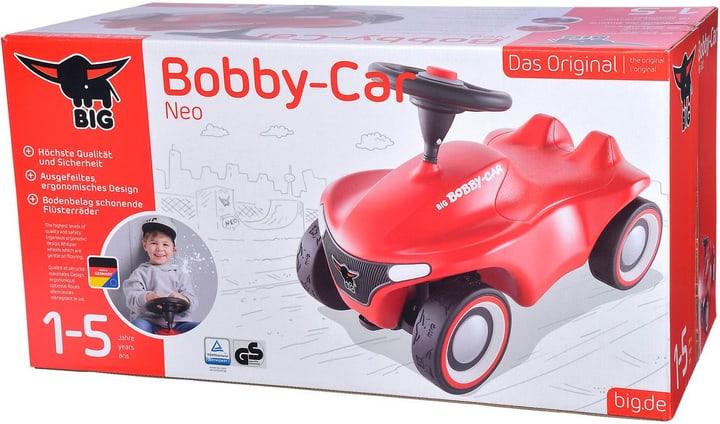 Big Bobby Car Neo Red 743364500000 Bild Nr. 1
