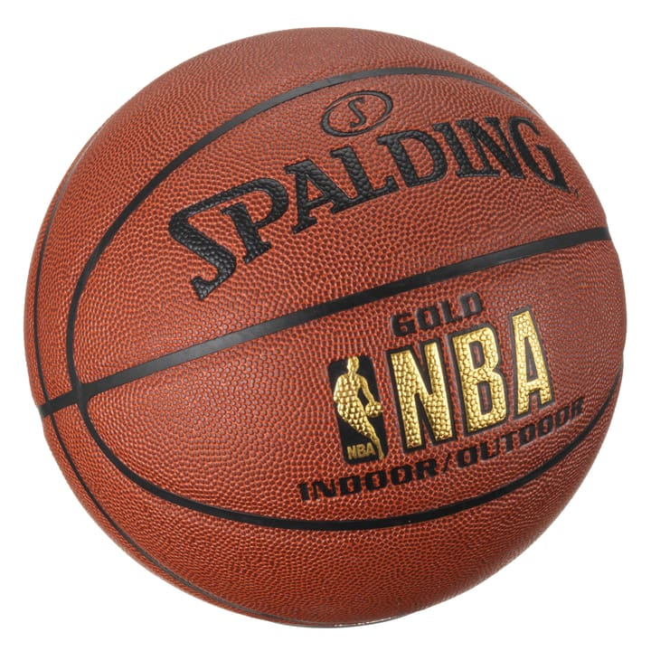 NBA Gold (7) Ballon de basket-ball Spalding 472210300000 Photo no. 1