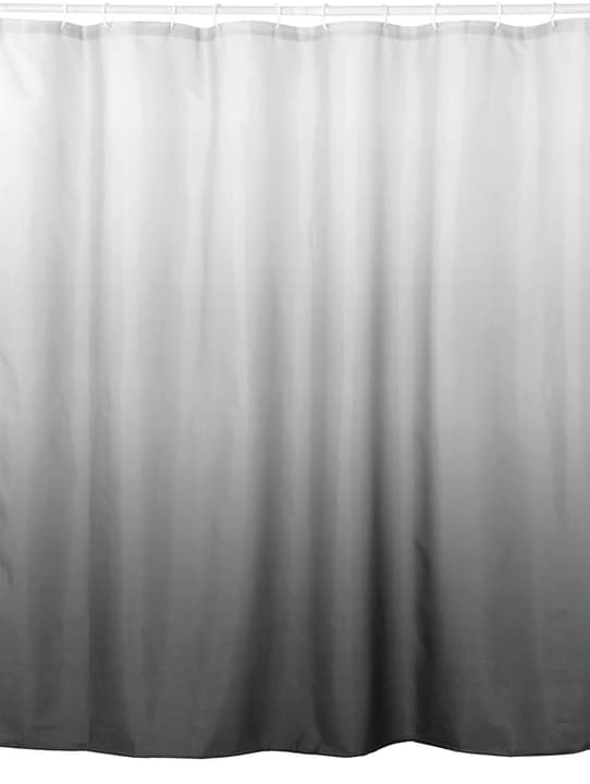 VIVI Duschvorhang 453147853580 Farbe Grau Grösse B: 180.0 cm x H: 200.0 cm Bild Nr. 1
