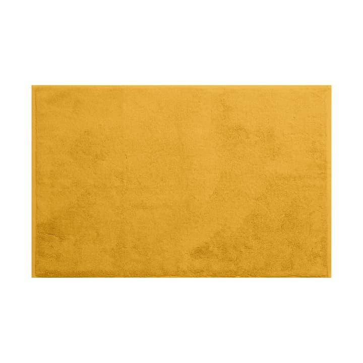 INARI Tappeto da bagno Schlossberg 374138821550 Dimensioni L: 50.0 cm x P: 80.0 cm Colore Giallo N. figura 1