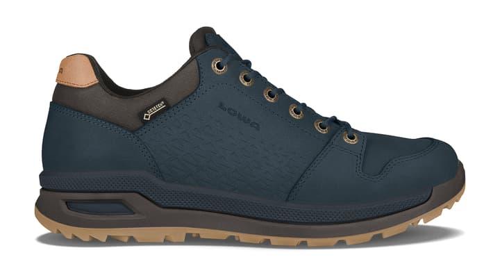 Locarno GTX Lo Chaussures polyvalentes pour homme Lowa 461101043540 Couleur bleu Taille 43.5 Photo no. 1