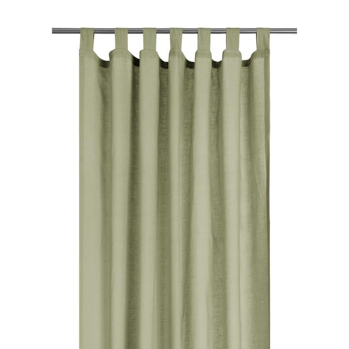 AVA Tenda pronta da appendere 372095721860 Dimensioni L: 150.0 cm x A: 260.0 cm Colore Verde N. figura 1