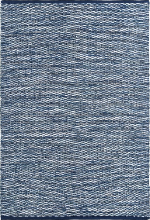 ANDRIU Tapis 412017806040 Couleur bleu Dimensions L: 60.0 cm x P: 90.0 cm Photo no. 1