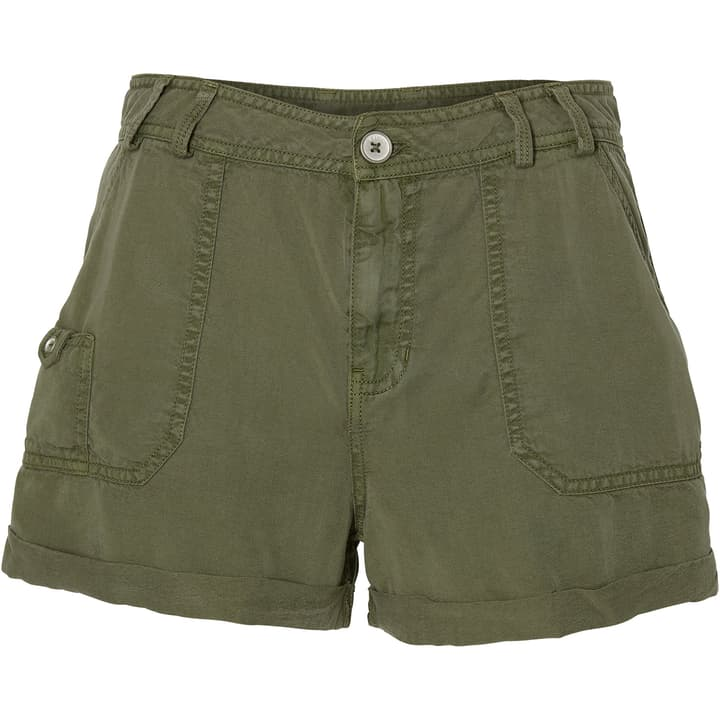 LW 5PKT DRAPEY SHORTS Shorts pour femme O'Neill 463112300467 Couleur olive Taille M Photo no. 1