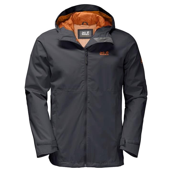 Arroyo Jacket men Veste pour homme Jack Wolfskin 462770200380 Couleur gris Taille S Photo no. 1