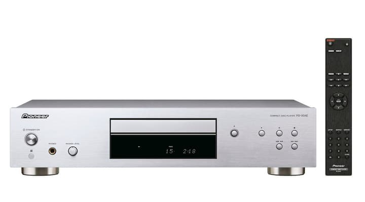 PD-30AE-S - Argento Lettore CD Pioneer 785300122761 N. figura 1
