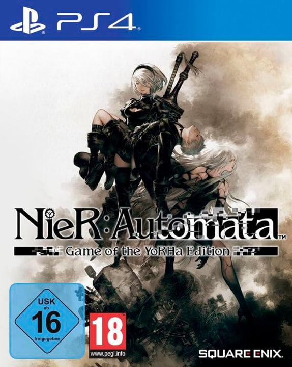 PS4 - NieR: Automata Game of the YoRHa Edition D Box 785300141932 N. figura 1