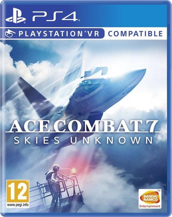 PS4 - Ace Combat 7: Skies Unknown Box 785300138792 Bild Nr. 1