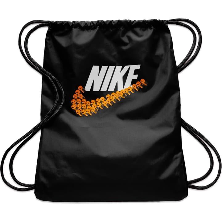 Kids' Gym Sack Kinder-Gymbag Nike 466972700020 Farbe schwarz Grösse one size Bild-Nr. 1