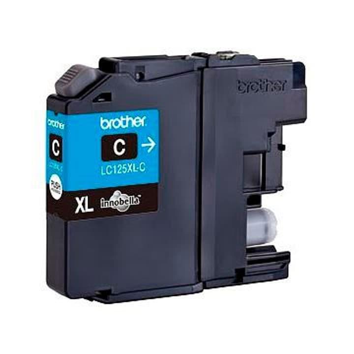 LC-125XLC XL cartuccia d'inchiostro ciano Brother 798505400000 N. figura 1