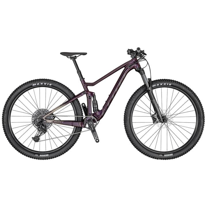 "Contessa Spark 930 29"" Mountainbike All Mountain Scott 463366500328 Farbe aubergine Rahmengrösse S Bild Nr. 1"