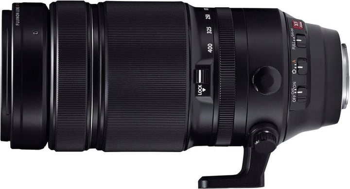 Fujinon XF 100-400mm f/4.5-5.6 R LM OIS WR obiettivo FUJIFILM 785300127103 N. figura 1