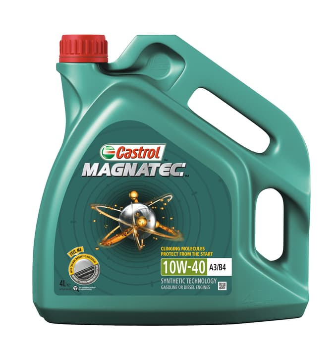 Huile moteur Magnatec 10W-40 A3/B4 Castrol 620162100000 Contenu 4.0 l Photo no. 1