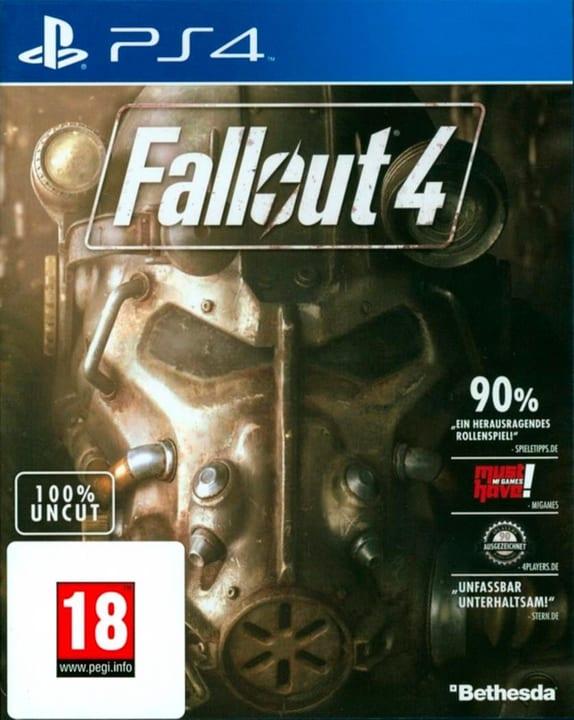 PS4 - Fallout 4 (D) Box 785300135818 Bild Nr. 1