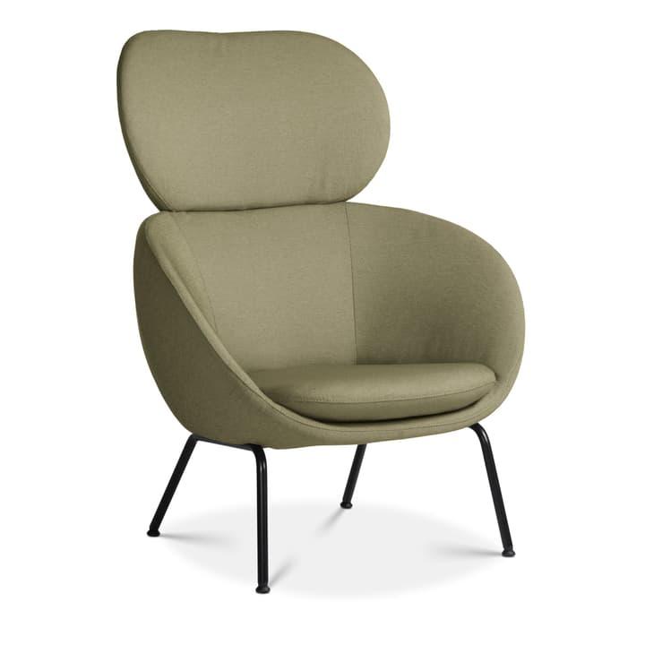 SAPO Sessel Edition Interio 360099607065 Grösse B: 84.0 cm x T: 85.0 cm x H: 110.0 cm Farbe Olive Bild Nr. 1