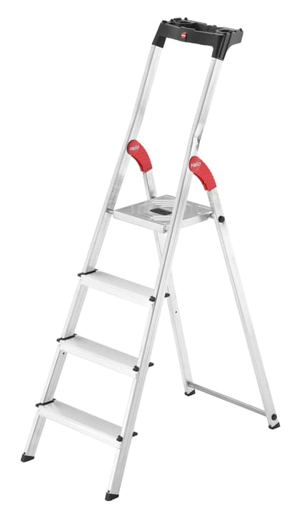 Scala per uso domestico L60 EC Hailo 630909400000 Numero di livelli 4 N. figura 1