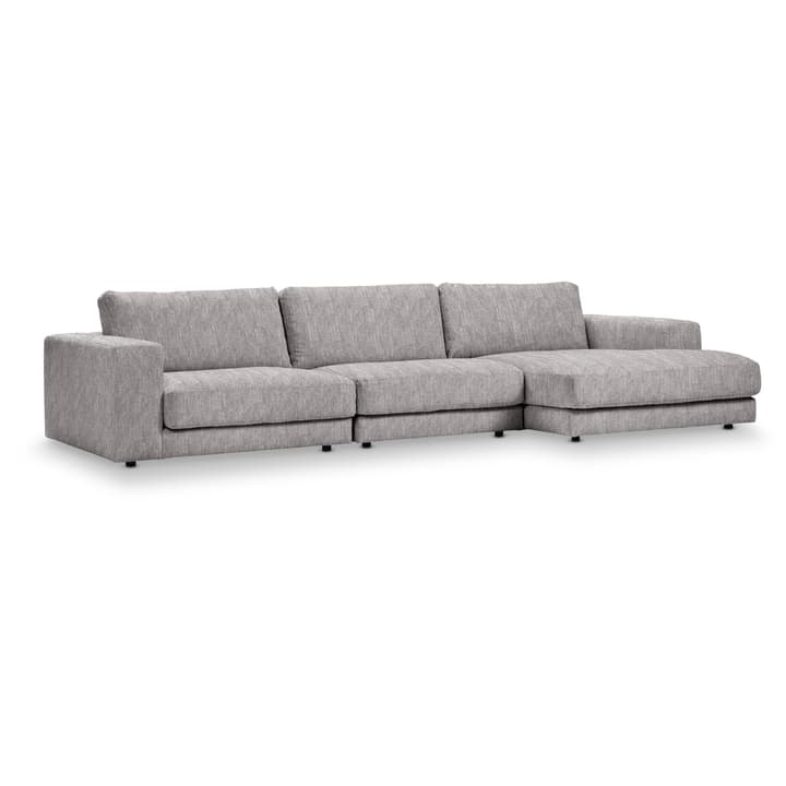 HARRISON 3pl/rec Canapé 360470000000 Dimensions L: 350.0 cm x P: 170.0 cm x H: 85.0 cm Couleur Gris clair Photo no. 1