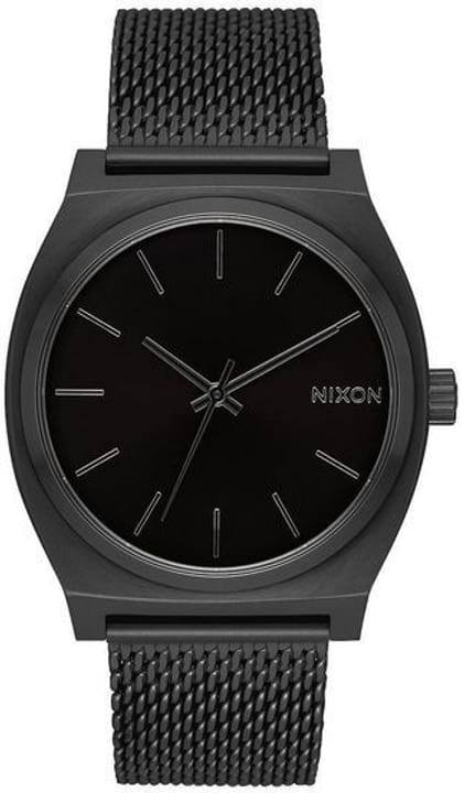 Time Teller Milanese All Black 37 mm Orologio da polso Nixon 785300137021 N. figura 1