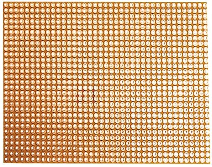 Lochrasterplatine 160 x 100 mm Steffen 612508900000 Bild Nr. 1