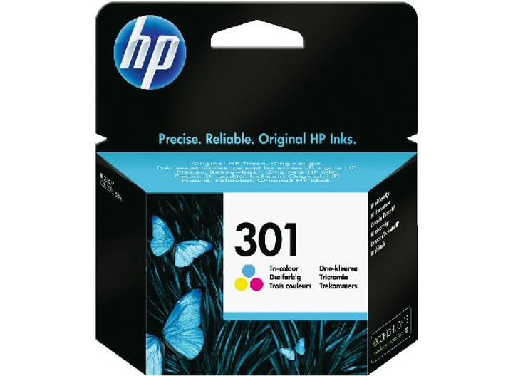 CH562EE Tintenpatrone Nr. 301 color HP 797514800000 Bild Nr. 1