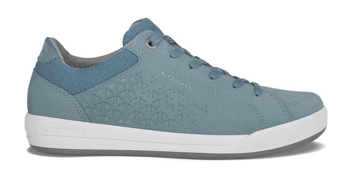 Lisboa Lo Chaussures de voyage pour femme Lowa 461108539548 Couleur bleu pétrole Taille 39.5 Photo no. 1