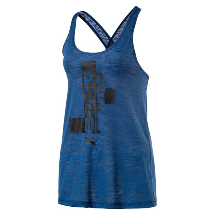 Essential Dri-Release Tank Haut pour femme Puma 464919900347 Couleur denim Taille S Photo no. 1