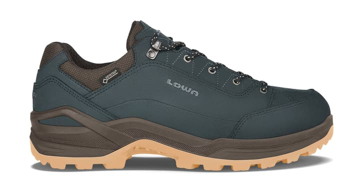 Renegade GTX Lo Chaussures polyvalentes pour homme Lowa 461101146540 Couleur bleu Taille 46.5 Photo no. 1
