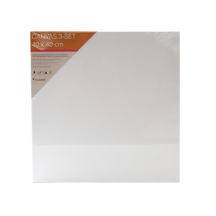 Telaio Telato FSC® 3 pezzi I AM CREATIVE 665432500000 Taglio L: 40.0 cm x L: 40.0 cm x P: 2.0 cm N. figura 1
