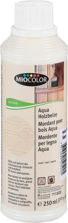 Mordente per legno Aqua Bianco 250 ml Miocolor 661285800000 Colore Bianco Contenuto 250.0 ml N. figura 1