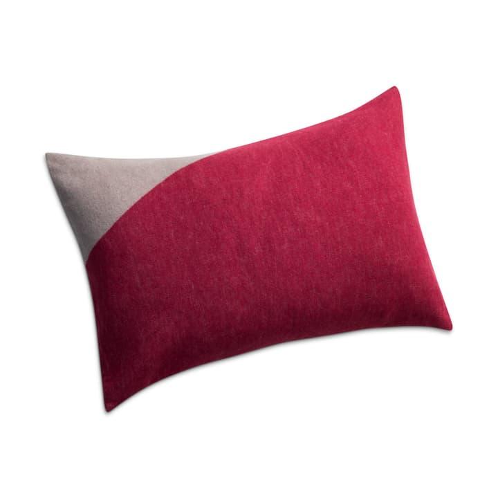 SLIVI Coussin décoratif 378182540630 Dimensions L: 60.0 cm x H: 40.0 cm Couleur Rouge Photo no. 1