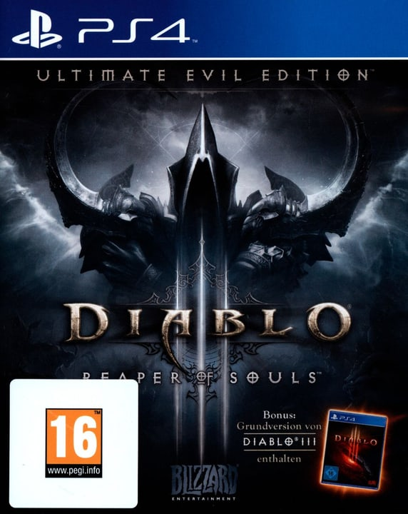 PS4 - Diablo III - Ultimate Evil Edition Box 785300121583 N. figura 1