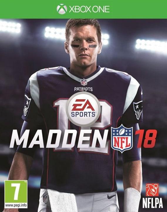 Madden NFL 18 [XONE] (E) Physique (Box) 785300128670 Photo no. 1