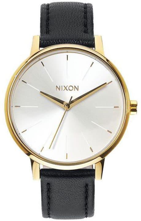 Kensington Leather Gold White Black 37 mm Orologio da polso Nixon 785300137034 N. figura 1