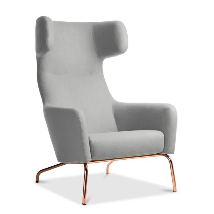 SENADO Sessel 360040266909 Grösse B: 79.0 cm x T: 96.0 cm x H: 107.0 cm Farbe Hellgrau Bild Nr. 1
