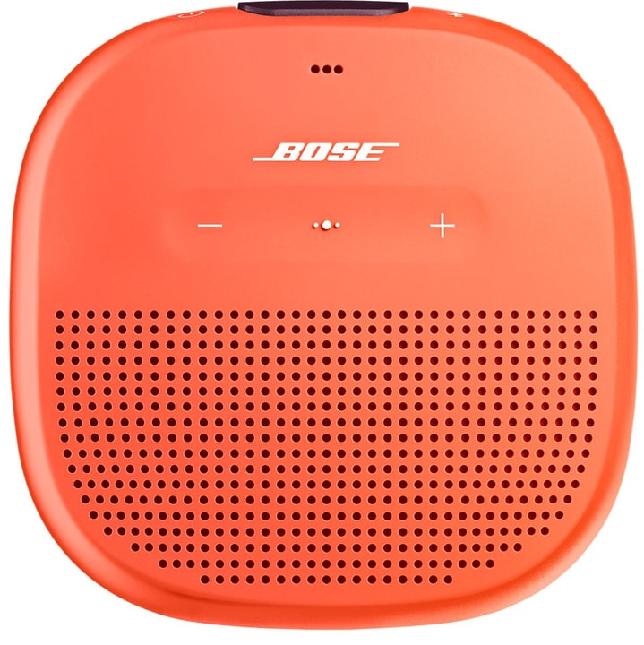 SoundLink Micro - Orange Bluetooth Lautsprecher Bose 772826800000 Bild Nr. 1
