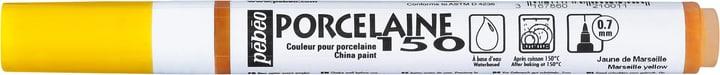 Feutre Fin Porzellan Pebeo 663660000000 Farbe Gelb Bild Nr. 1