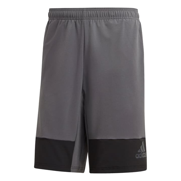 4KRFT Tech Elevated Woven 10inch Short Herren-Shorts Adidas 464959200383 Farbe Dunkelgrau Grösse S Bild-Nr. 1