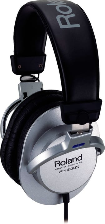 RH-200S - Argent Casque Over-Ear Roland 785300150567 Photo no. 1
