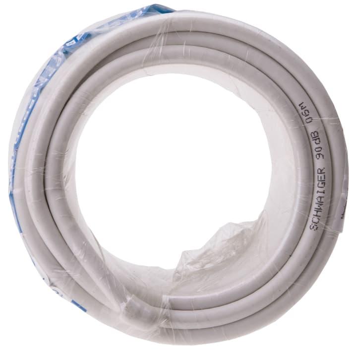 Câble Coaxial SAT Schwaiger 613132000000 Longueur du câble L: 10.0 m Photo no. 1
