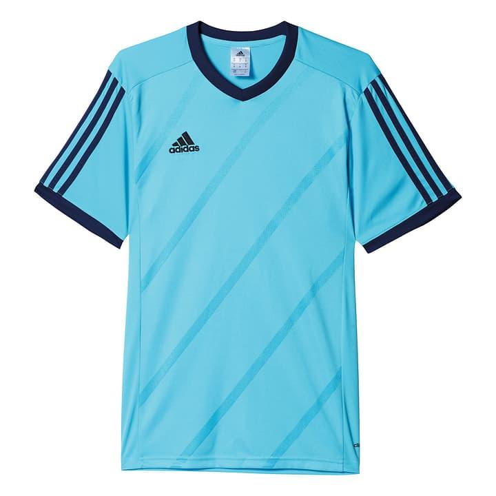 Tabela 14 Jersey Maglietta da calcio per bambini Adidas 461579312841 Colore blu chiaro Taglie 128 N. figura 1