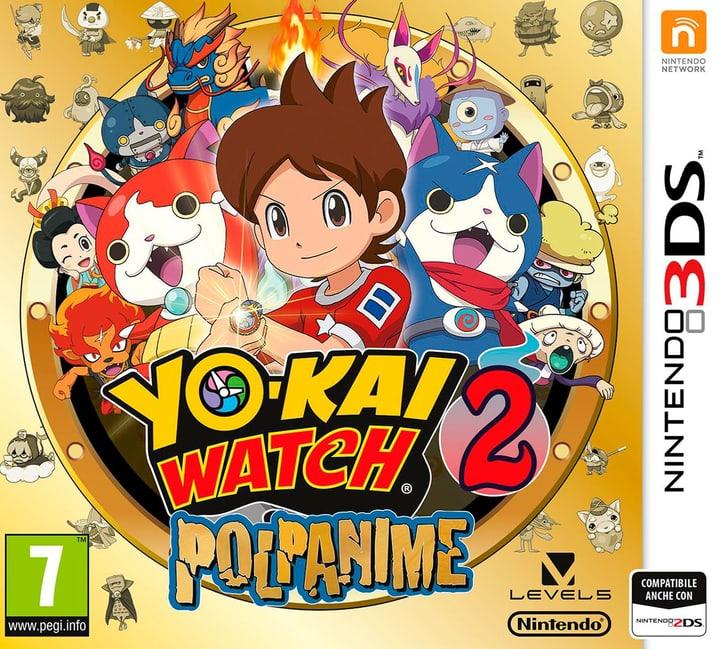 3DS - Yo-Kai Watch 2: Polpanime 785300122032 Photo no. 1