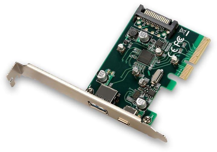 PCI-E USB 3.1 Gen.2 10 Gbps Card PCI Card i-Tec 785300147225 Photo no. 1