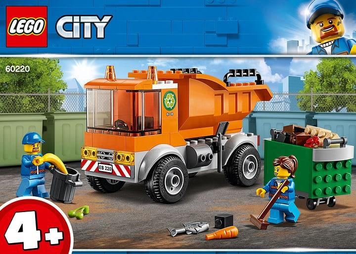 LEGO City 60220 Camion della spa 748707500000 N. figura 1